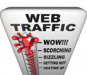 targeted webiste traffic