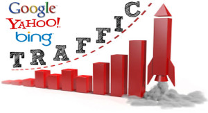 targeted webiste traffic